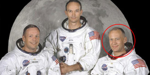 Edwin Aldrin, Astronot Rekan Neil Armstrong Pernah Lihat UFO di Bulan