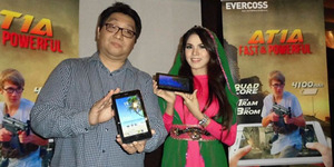 Evercoss AT1A, Tablet Quad Core Rp 1,3 Juta