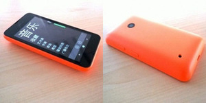 Foto Bocoran Nokia Lumia 530