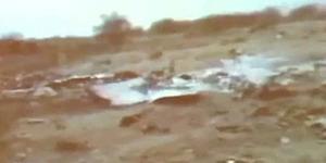 Foto Puing Pesawat Air Algerie Aljazair