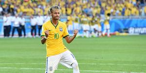 Hasil Pertandingan Brasil vs Kolombia 2-1