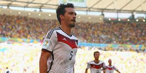 Hasil Pertandingan Prancis vs Jerman 0-1