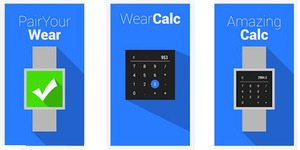 2 Aplikasi Pertama Khusus Android Wear