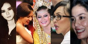 5 Artis Cantik ini Masuk Islam Setelah Menikah