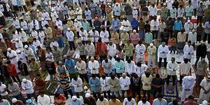 Jamaah Tarekat Naqsabandiyah Rayakan Lebaran Minggu 27 Juli