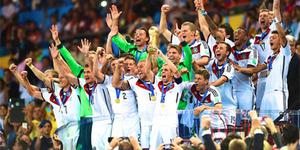 Jerman Juara Piala Dunia 2014