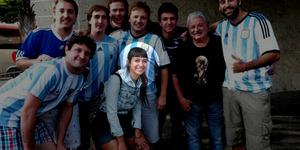 Reporter Cantik Argentina Maria Soleded Fernandez Tewas di Brasil