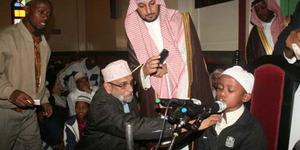 Khalil Musa Menangkan Kontes Baca Al-Quran di Kenya