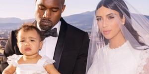 Sayembara Kembaran North West (Anak Kim Kardashian) Hadiah Rp 5,8 Miliar