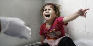 Korban Tewas Gaza Mencapai 410 Jiwa