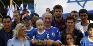 Lionel Messi Sumbang Israel Rp 20 Miliar