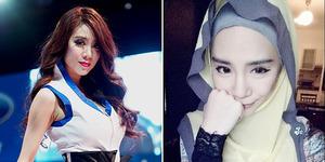 Mantan Model Playboy Felixia Yeap Resmi Masuk Islam
