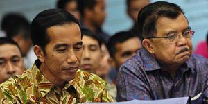 Polling Calon Menteri Kabinet Jokowi-JK