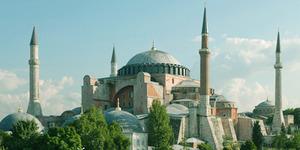 Museum Hagia Sophia Turki ini Dulunya Gereja dan Masjid