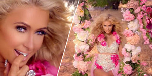 Paris Hilton Cantik dan Seksi Bak Boneka Barbie di Video Teaser Come Alive