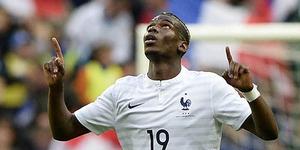 Paul Pogba Pemain Muda Terbaik Piala Dunia 2014