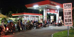 Jokowi-JK Akan Naikkan Harga BBM?