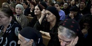 PBB Kecam Penganiayaan Umat Kristen Irak oleh ISIS