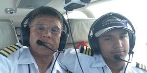 Pesawat Jatuh di Samudera Pasifik, Pilot Remaja AS beserta Ayahnya Tewas