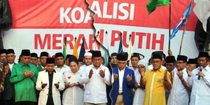 Koalisi Merah-Putih Prabowo Bubar di Tengah Jalan?