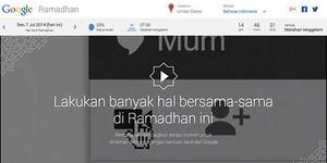 Ramadan, Google Persulit Akses Konten Porno