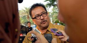 Rano Karno Serahkan Donasi Masyarakat Banten untuk Warga Gaza