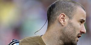 Rodrigo Palacio, Pemain Bergaya Rambut Terburuk Piala Dunia 2014