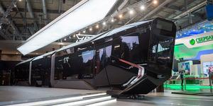 Russia One (R1), Kereta Canggih Terinspirasi Batmobile