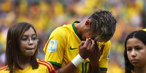 Sering Menangis, Neymar dan Pemain Brasil Konsultasi ke Psikolog