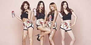Sistar Tampil Seksi di Video Touch My Body