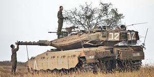 Ketakutan, Tentara Israel Pakai Pembalut di Gaza
