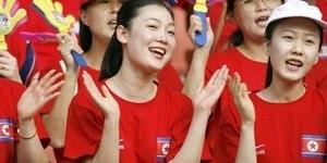 Upaya Damai, Korea Utara Kirim Cheerleader ke Korea Selatan