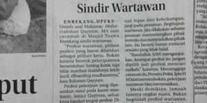 Ustadz Makassar Lecehkan 4 Profesi Saat Ceramah