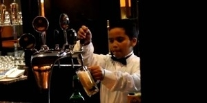 Video Bartender Cilik Mesir Tuai Kecaman