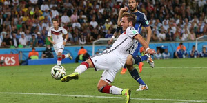 Video Cuplikan Gol Final Piala Dunia 2014 Jerman vs Argentina 1-0