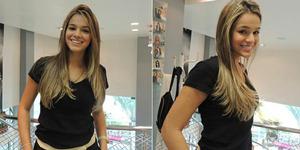 Video Lucu Kekasih Neymar Bruna Marquezine Dikentutin Pria Suporter Brasil