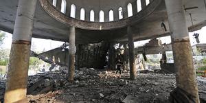 Zionis Israel Hancurkan Lebih dari 50 Masjid di Palestina