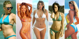 7 Selebritis Hollywood ini Gemar Tampil Topless