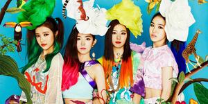 Video Klip Girlband Baru Red Velvet Happiness Tuai Kontroversi