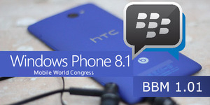 Download BBM Versi Final untuk Windows Phone