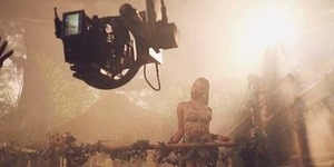 Behind The Scene Video Klip Seksi Nicki Minaj Anaconda