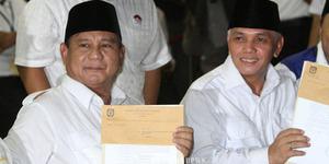 Belum Legowo, Prabowo-Hatta Ajukan Gugatan ke MA dan Mabes Polri