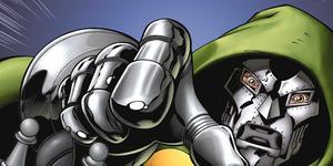 Bocoran Foto Doctor Doom di The Fantastic Four