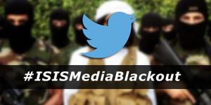 #ISISMediaBlackout Boikot Propaganda ISIS di Internet