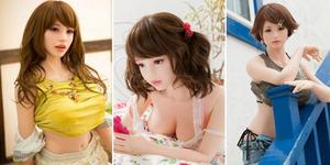 Boneka Seks Jepang Dutch Wives Dijual Online di Indonesia