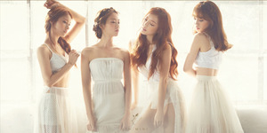 Cantiknya KARA di Video Teaser Day & Night Summer Sunset