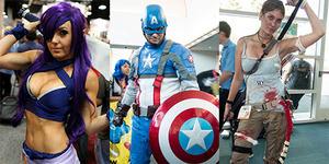 Cosplay Keren di Comic-Con 2014