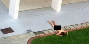 Gadis Singapura Masih Hidup Usai Jatuh dari Lantai 7 Dalam Keadaan Telanjang