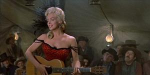 Gaun Merah Marilyn Monroe Laku Rp 7 Miliar!