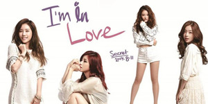 Comeback Secret Tampil Seksi di Teaser I'm in Love